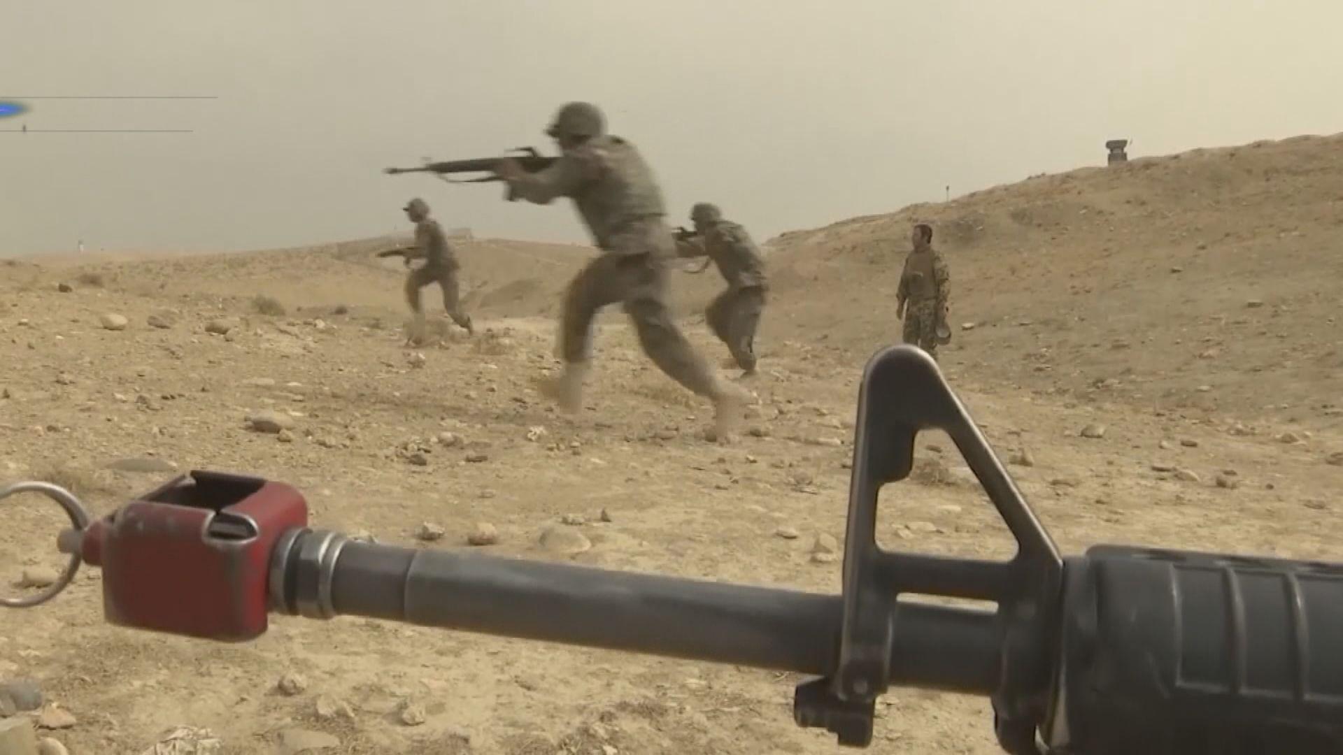 報道指美國九月完成自阿富汗撤軍