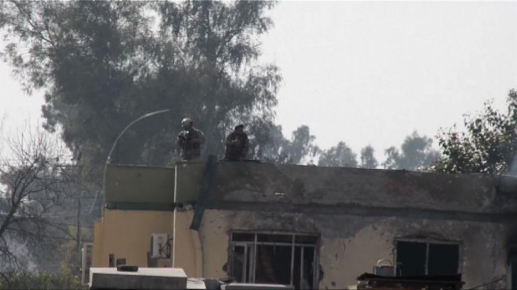 巴基斯坦駐阿富汗領事館遇襲