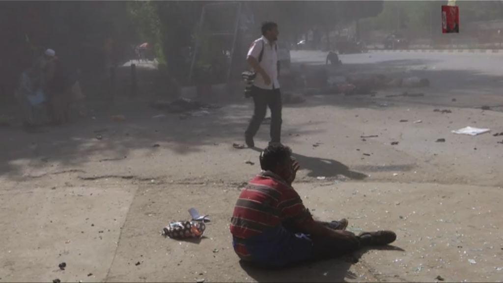 阿富汗連環炸彈襲擊 至少26死近50傷