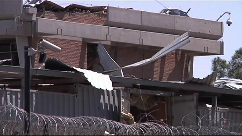阿富汗汽車炸彈爆炸 德國大使館損毀嚴重