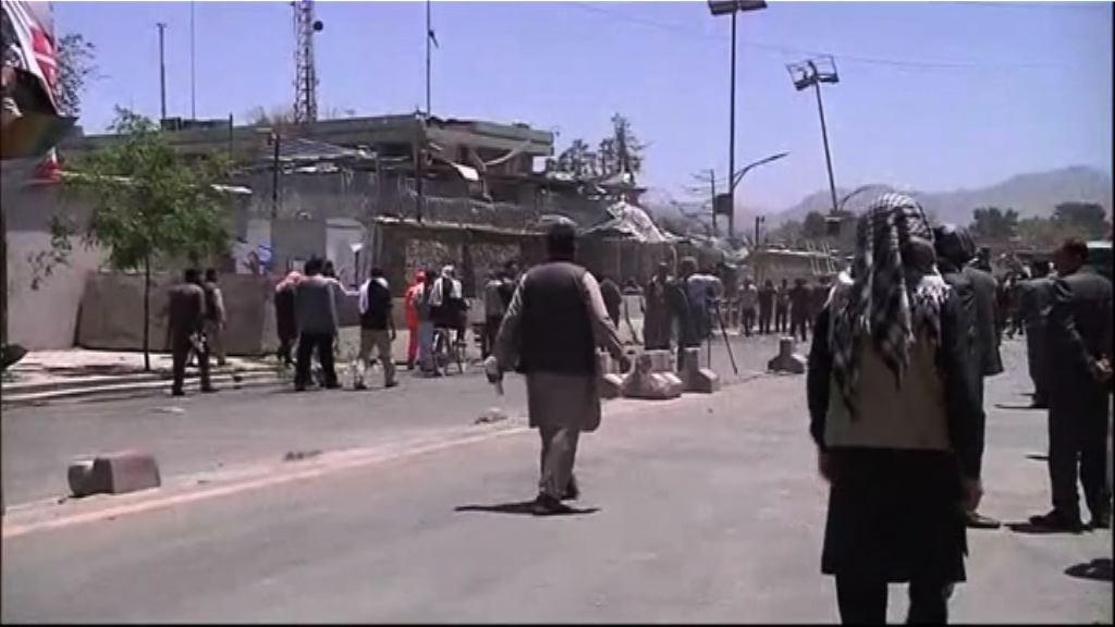 自美軍出兵後 阿富汗局勢持續動盪