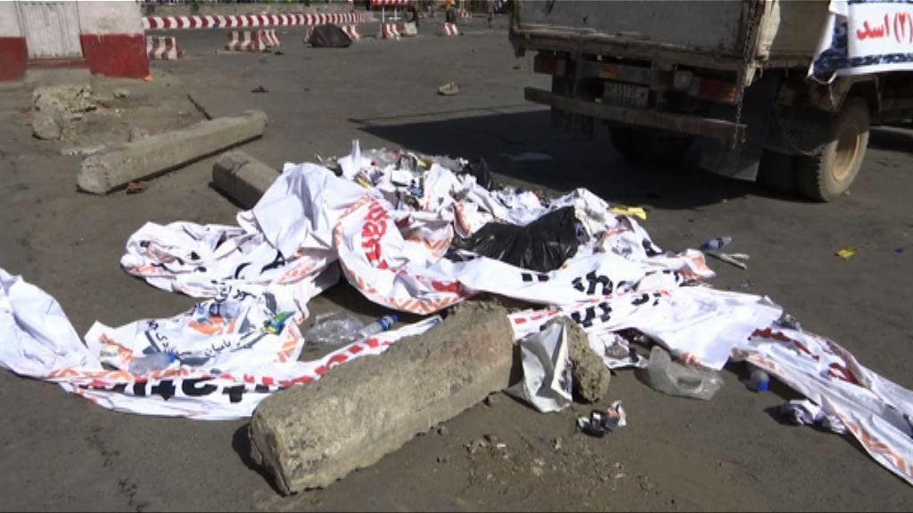 伊斯蘭國承認策動喀布爾炸彈襲擊