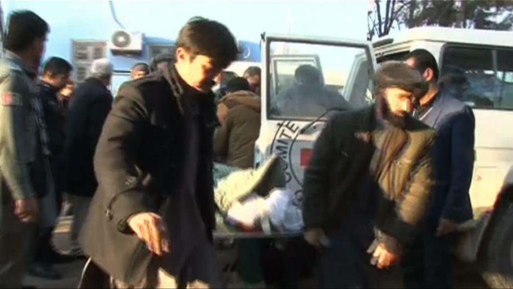 紅十字會人員阿富汗北部遇襲六死