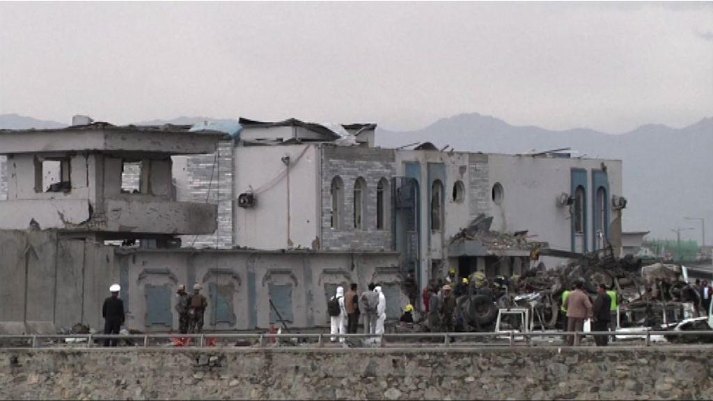 阿富汗國安局大樓遇襲多人死傷