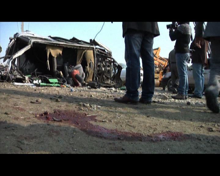 英國駐阿富汗大使館車隊遇襲多人死