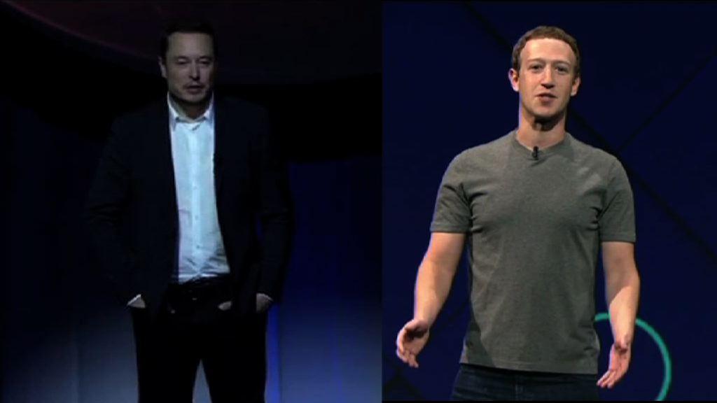 矽谷兩大巨頭就為人工智能互相批評