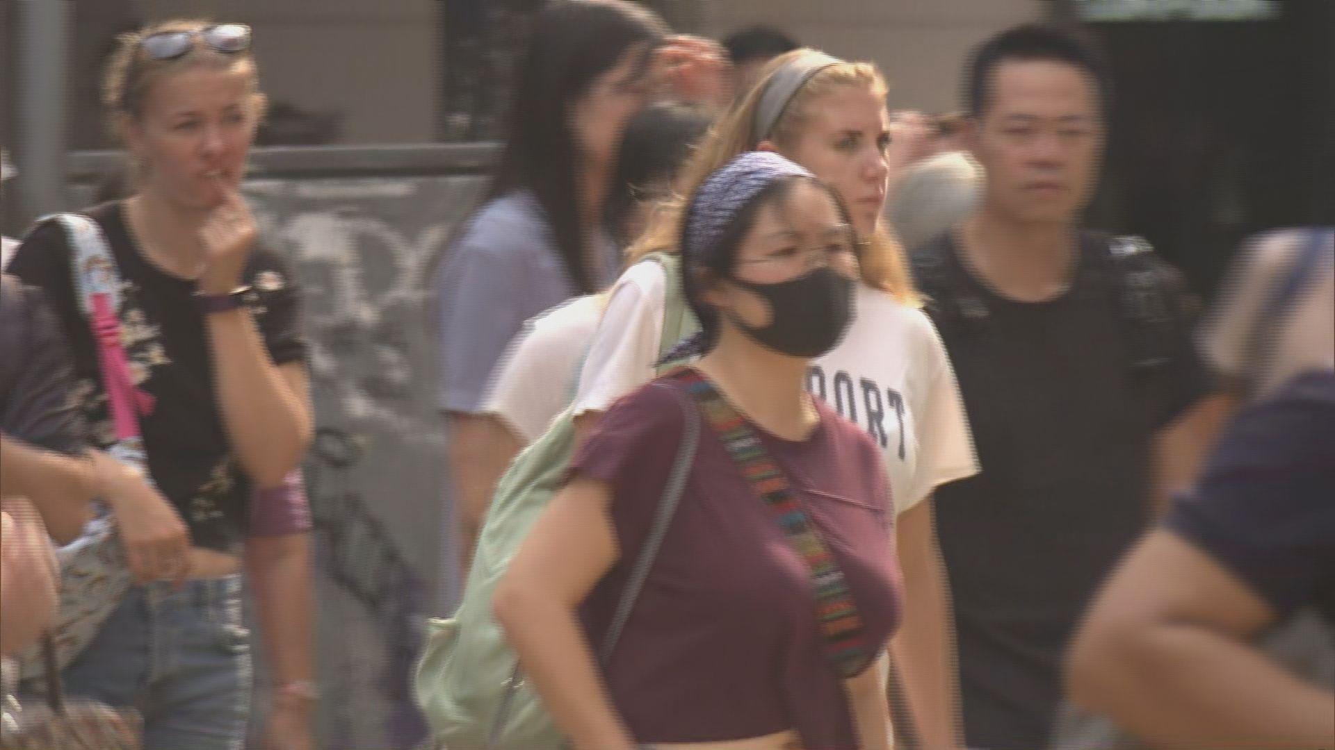 本港多區空氣質素差 健康風險屬嚴重