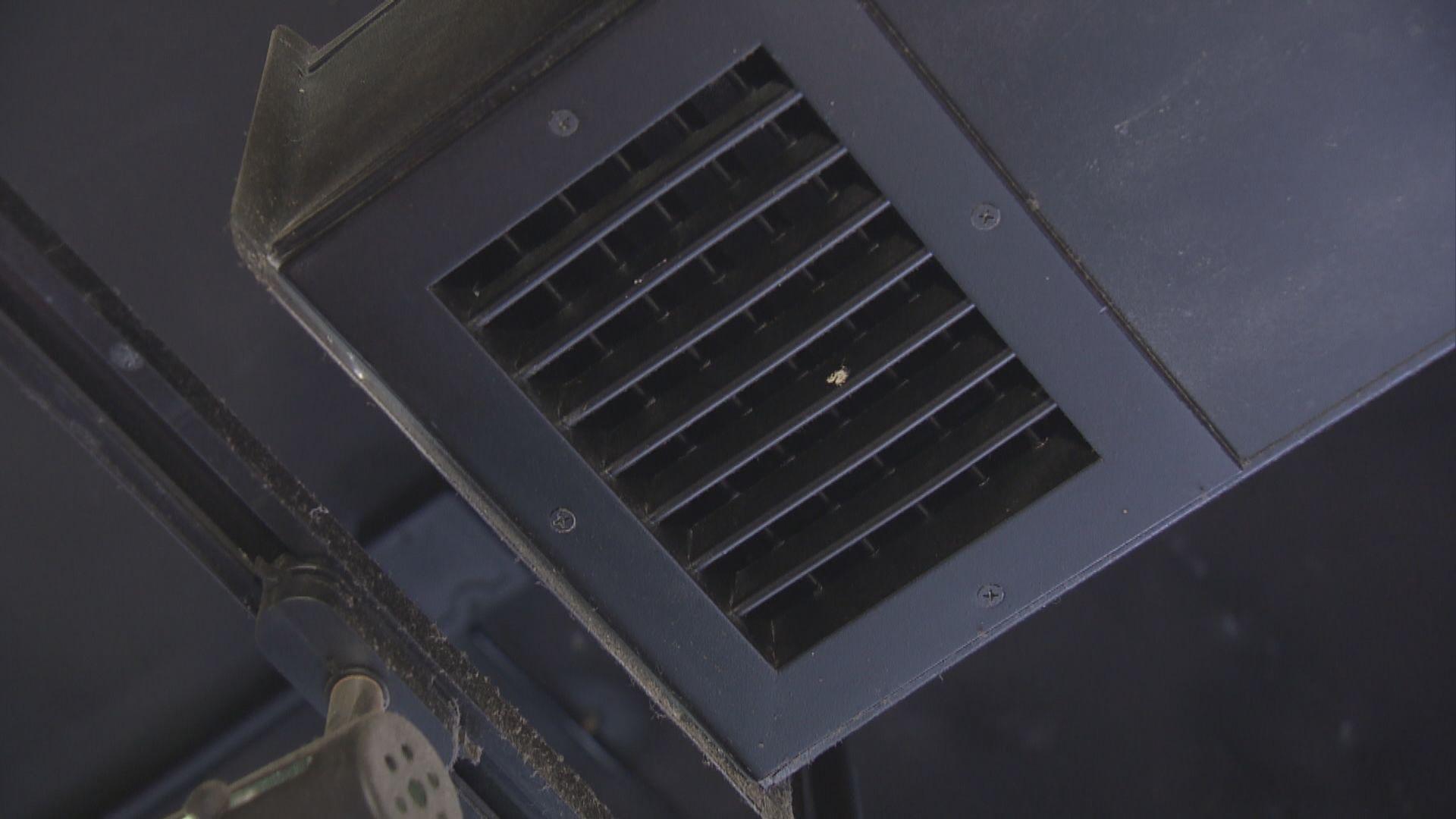 食肆換氣量工作小組已審視首批合資格空氣淨化設備