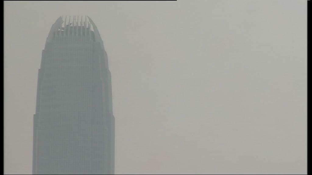 東涌空氣污染健康風險達嚴重水平