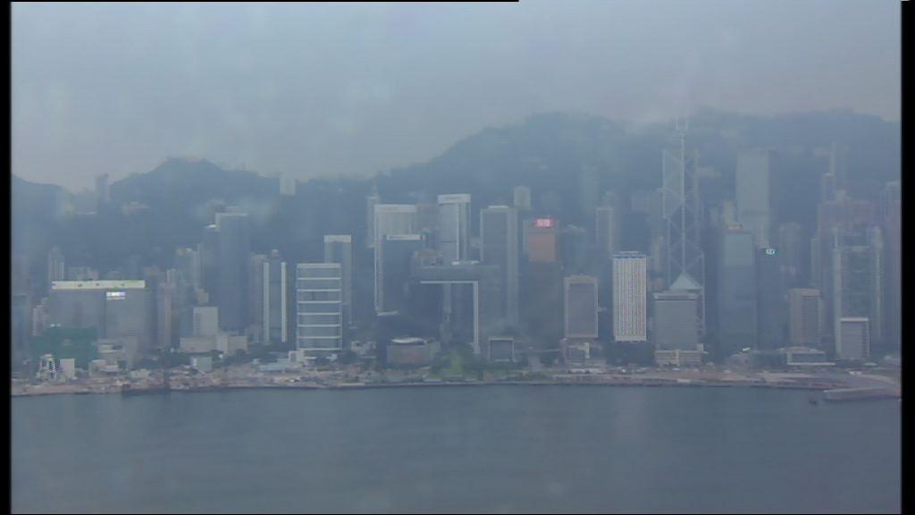 多區空氣污染健康風險達「嚴重」