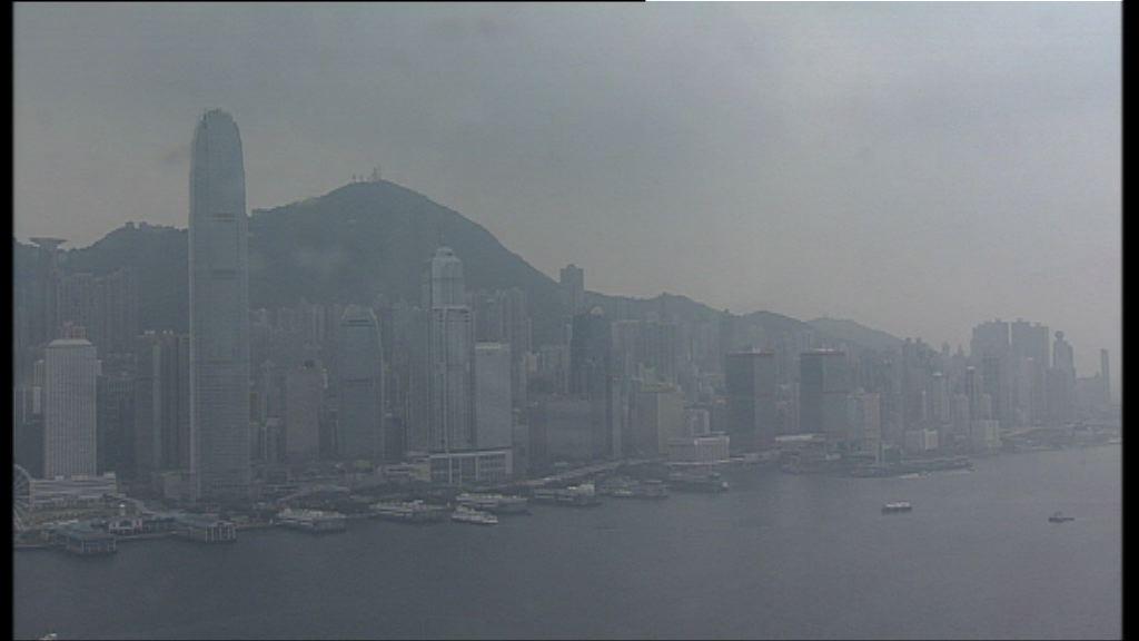 環保署料稍後風勢加強助改善污染情況