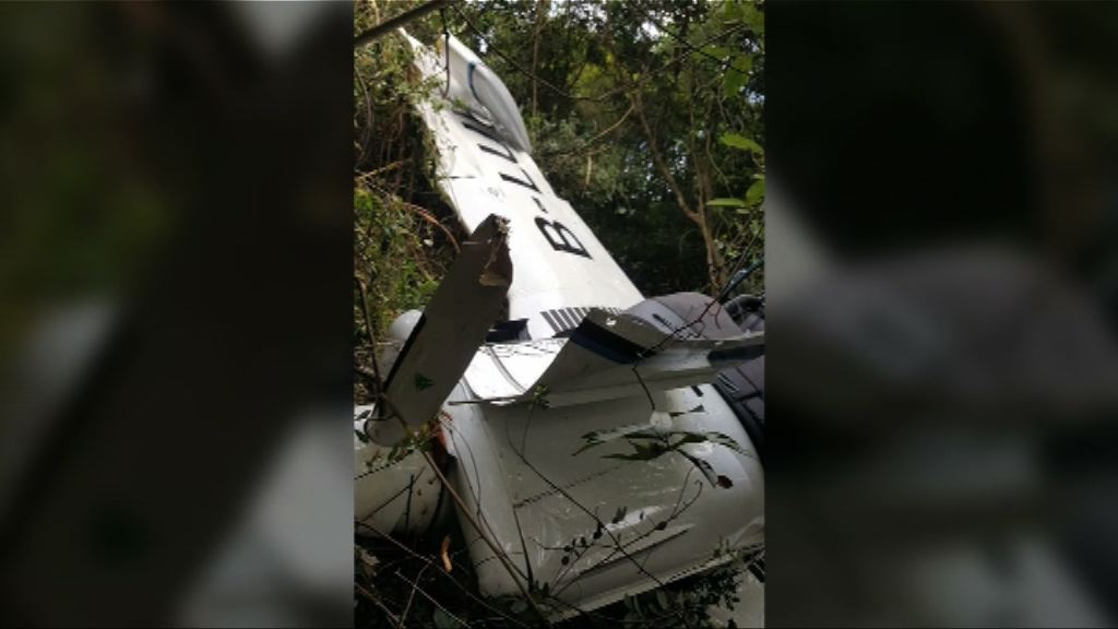 有議員要求民航處徹底調查小型飛機墜機事件