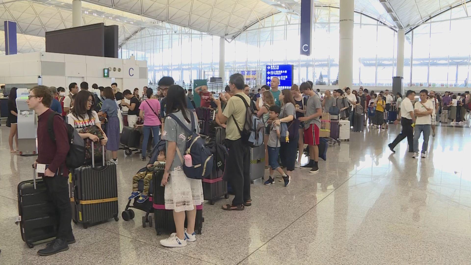 機管局取得臨時禁制令禁阻礙或干擾機場運作