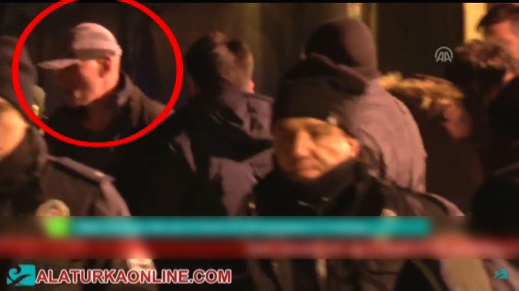 男子於美國駐土耳其大使館外開槍