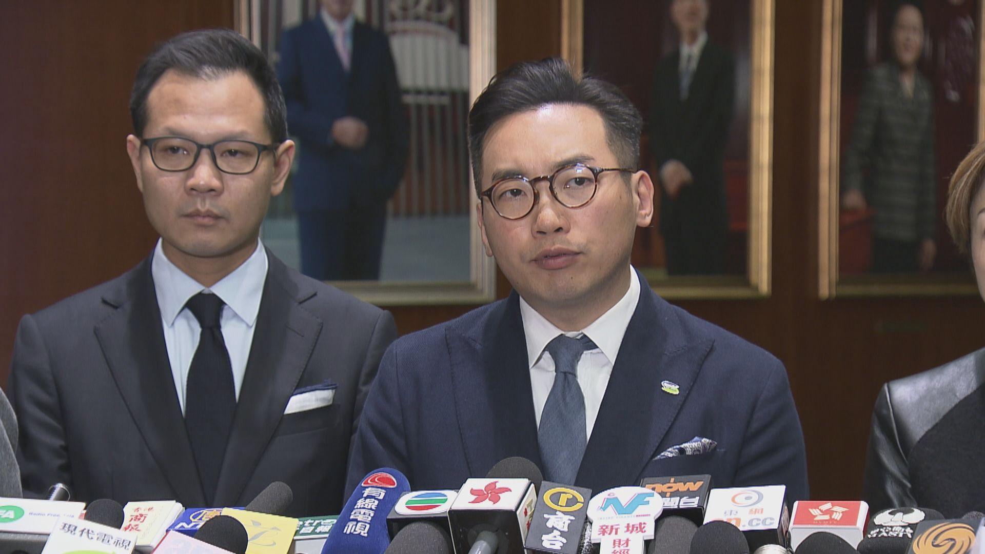 楊岳橋:延長國歌法檢控期限目的是秋後算賬