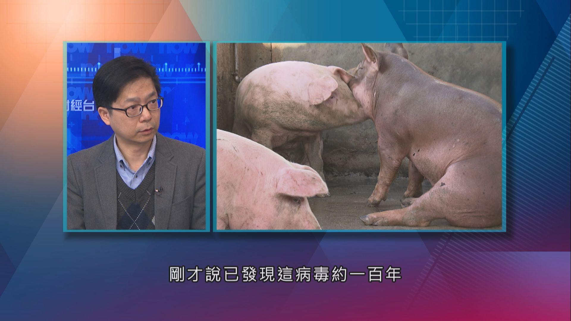 【杏林在線】拆解非洲豬瘟