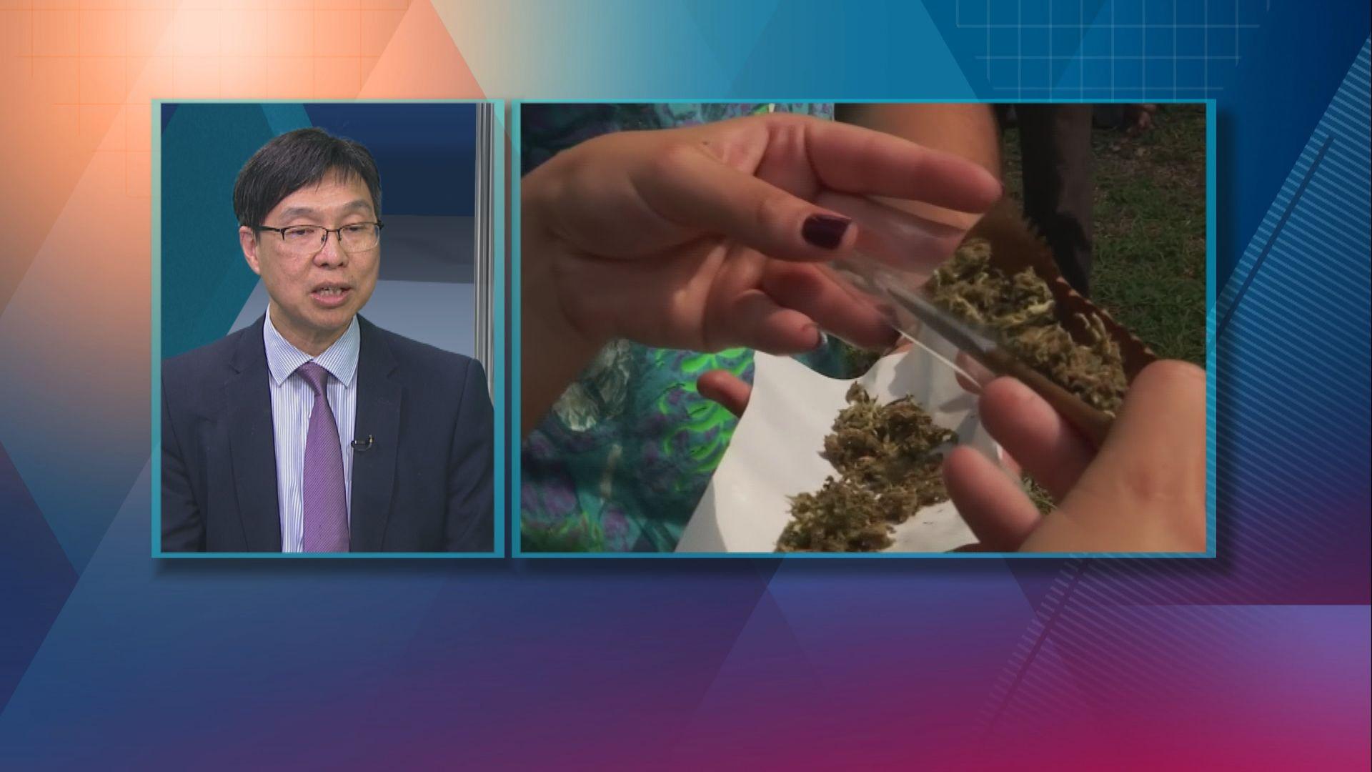 【杏林在線】大麻的毒害