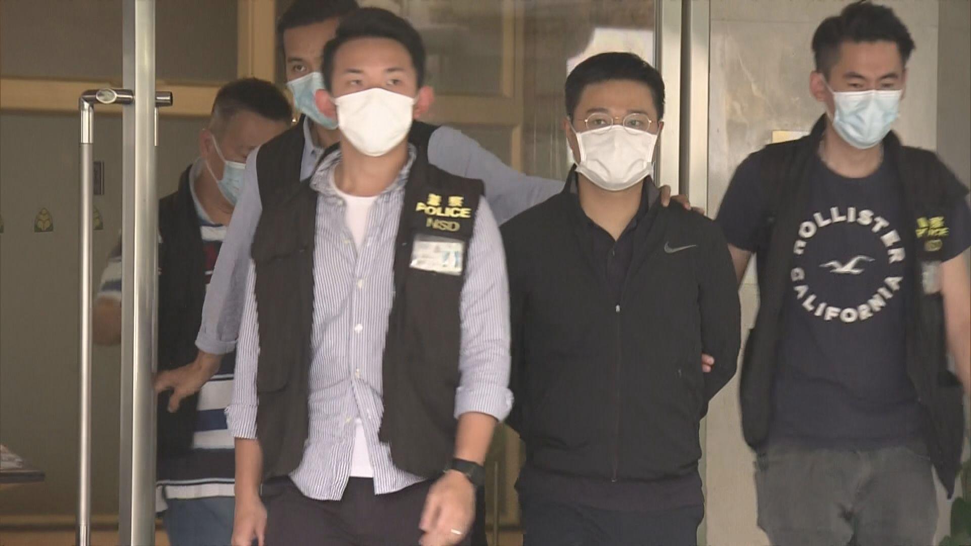 警方起訴壹傳媒張劍虹羅偉光違國安法 明天提堂