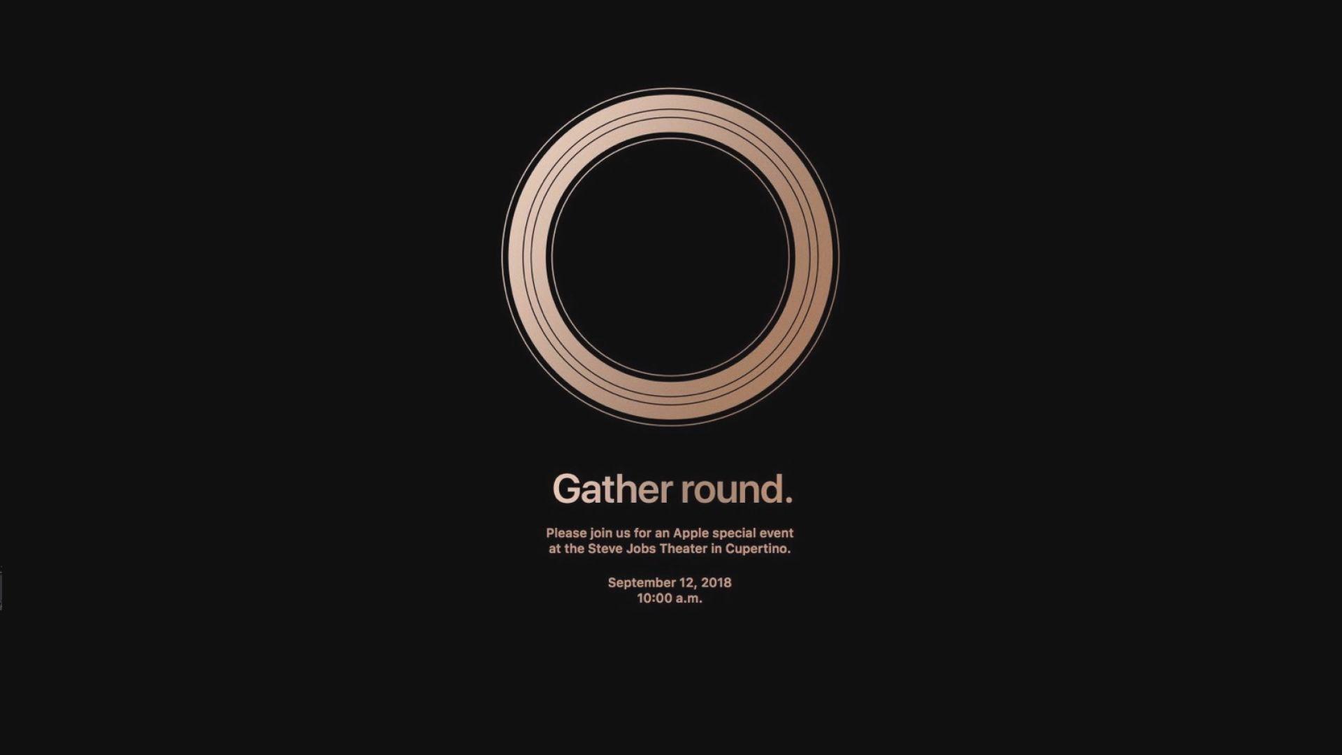 蘋果下月12日或公布新款iPhone
