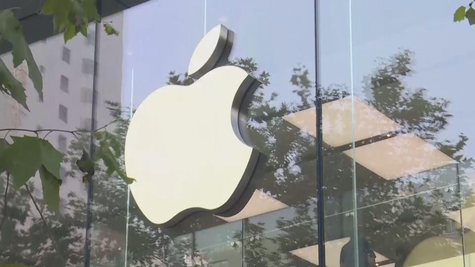 蘋果據報下月起將未獲審批手機遊戲在中國下架 料達二萬遊戲受影響