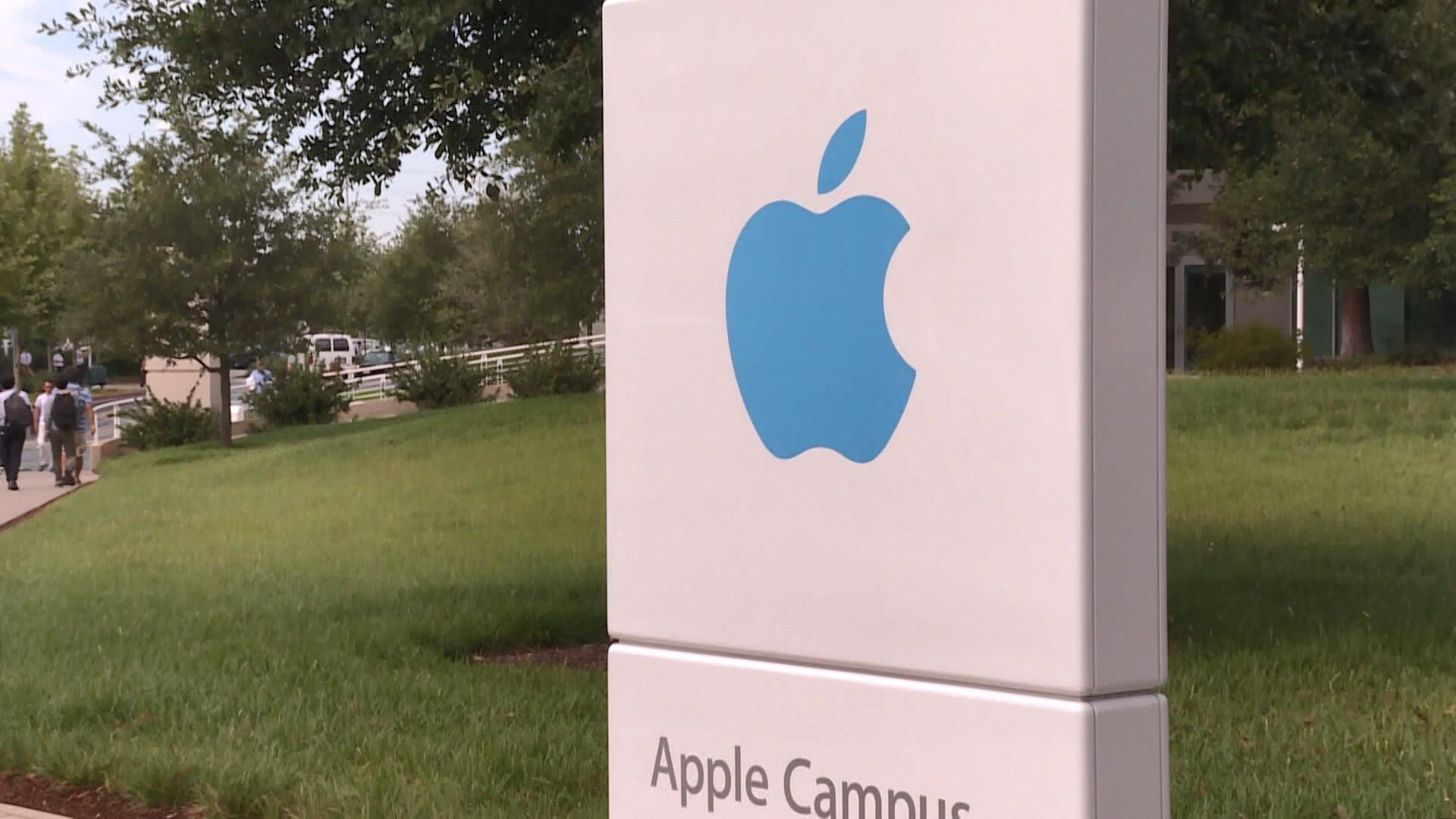 蘋果宣布推四大服務後股價下跌