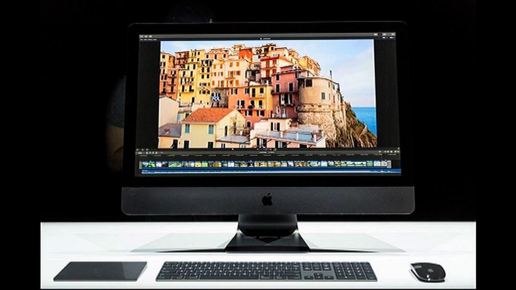 【果迷聖誕禮物有著落】iMac Pro明開賣 售4999美元起