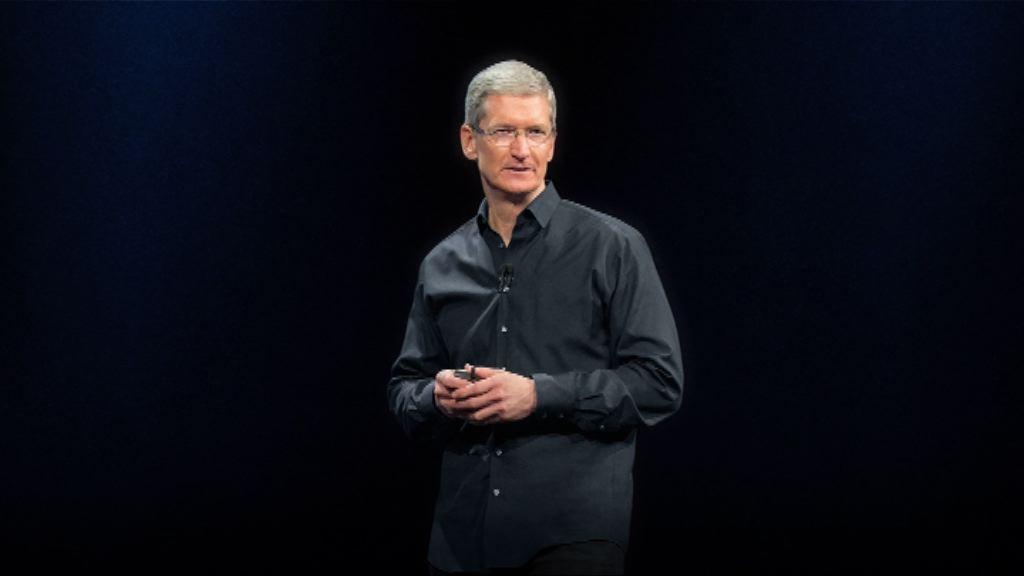 庫克:蘋果在中國沒設市場佔有率目標