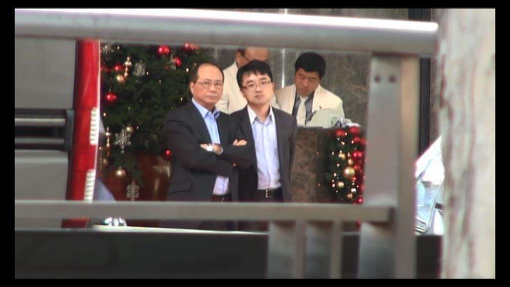 教育局:吳克儉感受威脅於是報警