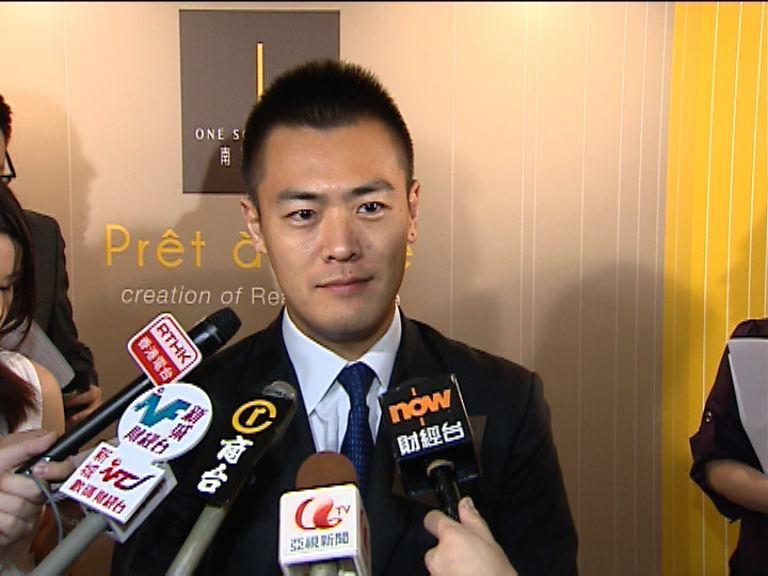 劉鳴煒接任青年事務委員會主席