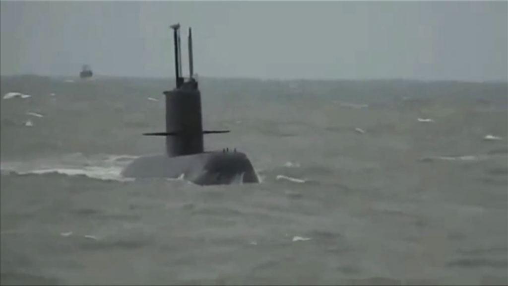 阿根廷重新搜索疑失聯潛艇發聲響位置