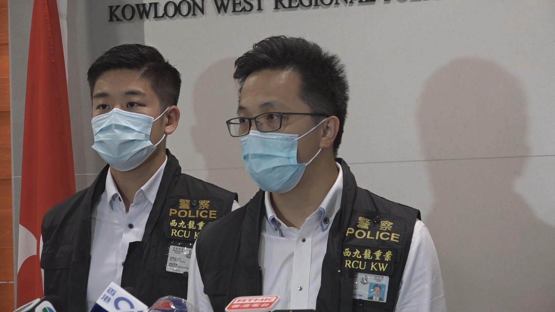學生及救護員涉去年旺角傷人被捕