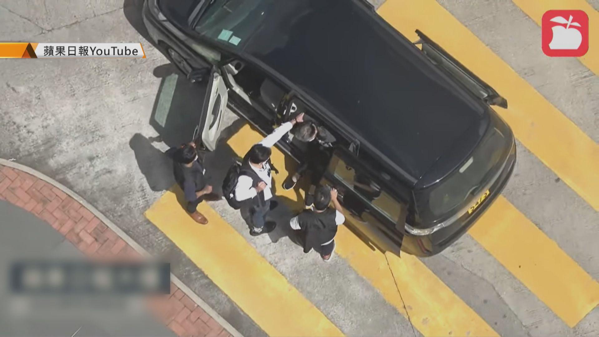 壹傳媒五高層涉違國安法被捕 警方:證據顯示蘋果日報刊發文章是串謀計劃重點
