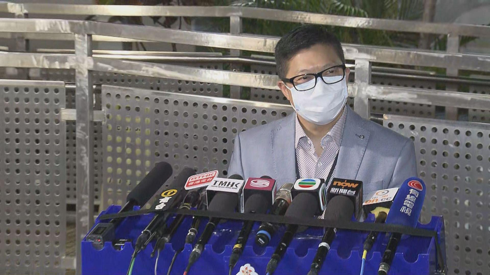 鄧炳強:法律界被捕者鼓動青年犯法 應感羞恥