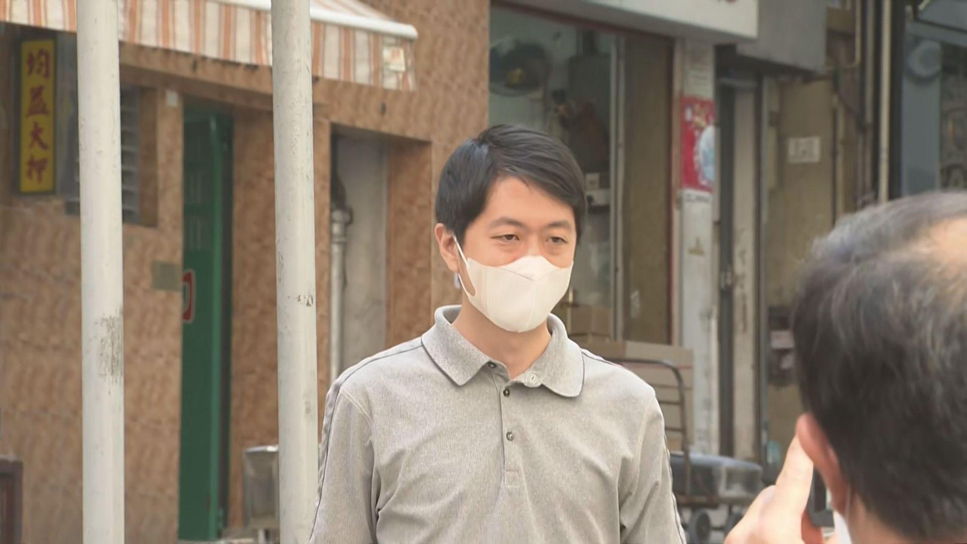 許智峯被捕 涉5月內會上違特權法
