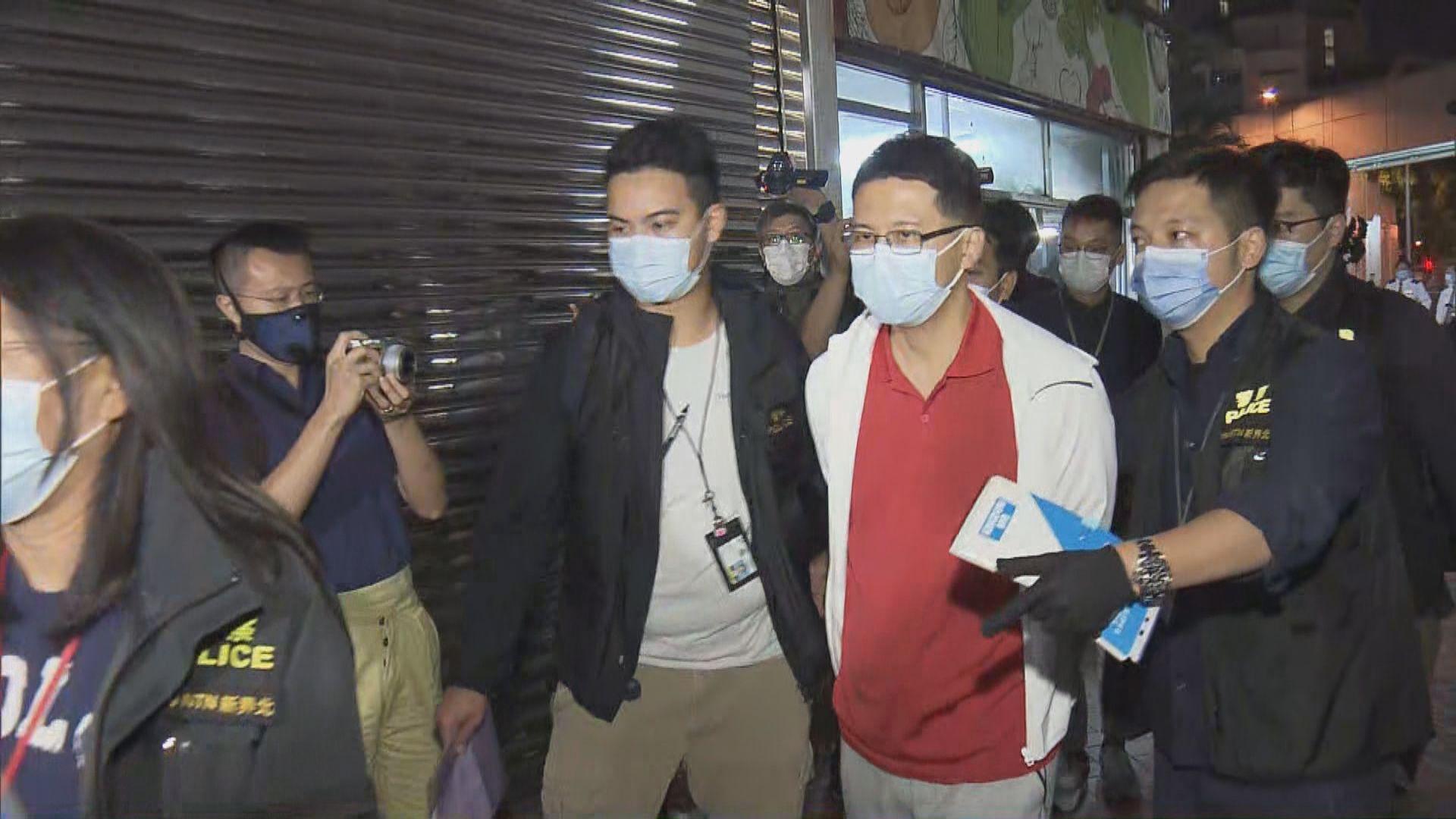 涉浪費警力被捕 盧俊宇指上周帖文部分內容不實致歉