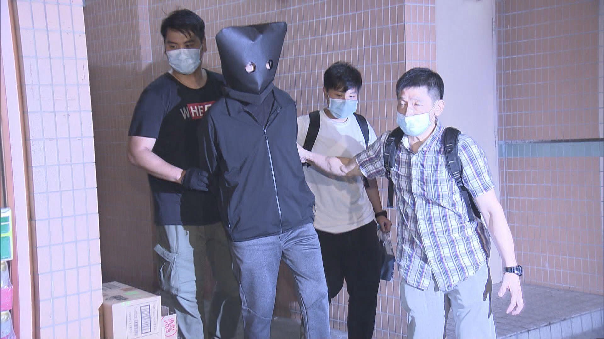 警方再拘捕多七人 涉嫌與大角咀拳館謀殺案有關