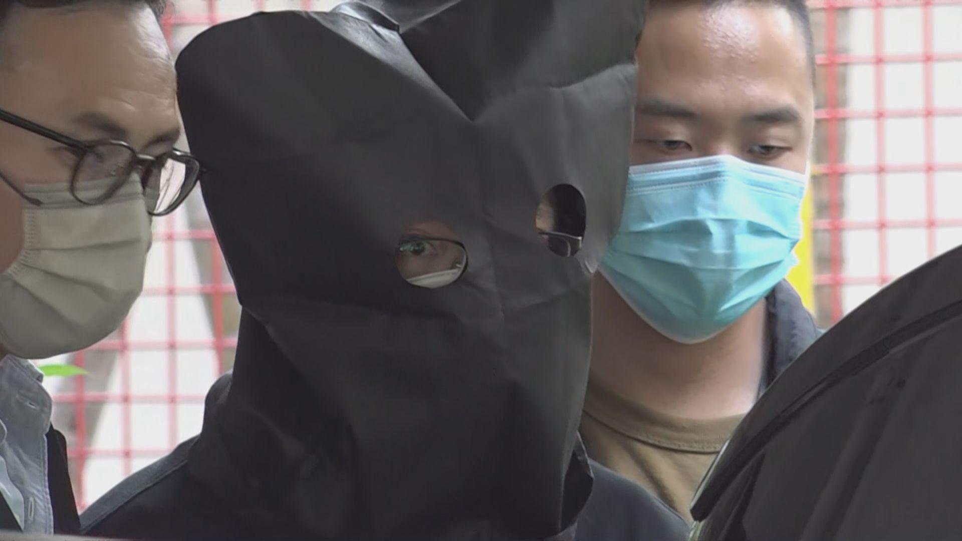 消息:警方國安處再拘4男1女 涉及「光城者」案