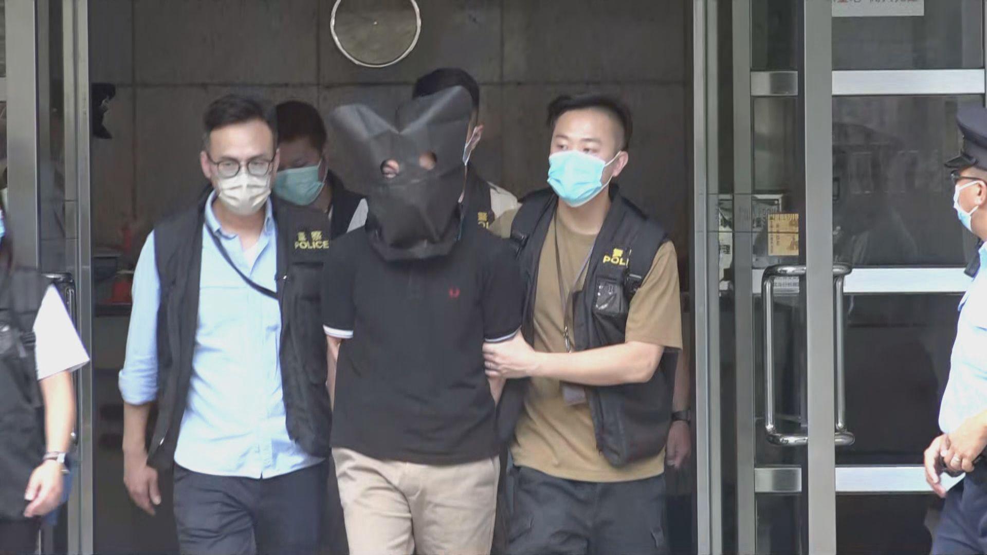 消息:警方再拘5人涉「光城者」案 包括兩名「金主」
