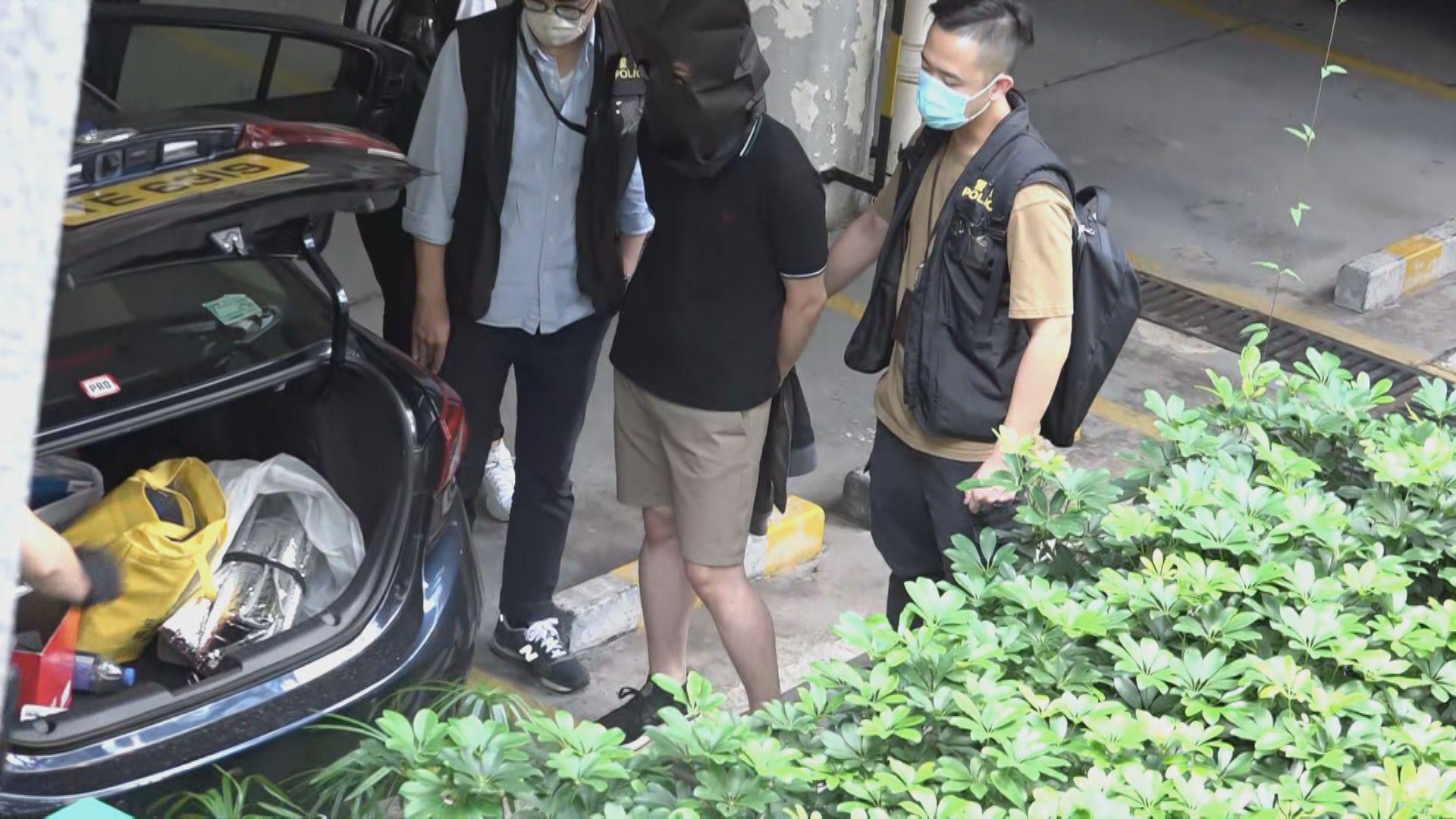 國安處再拘5人疑涉「光城者」案 包括3名學生