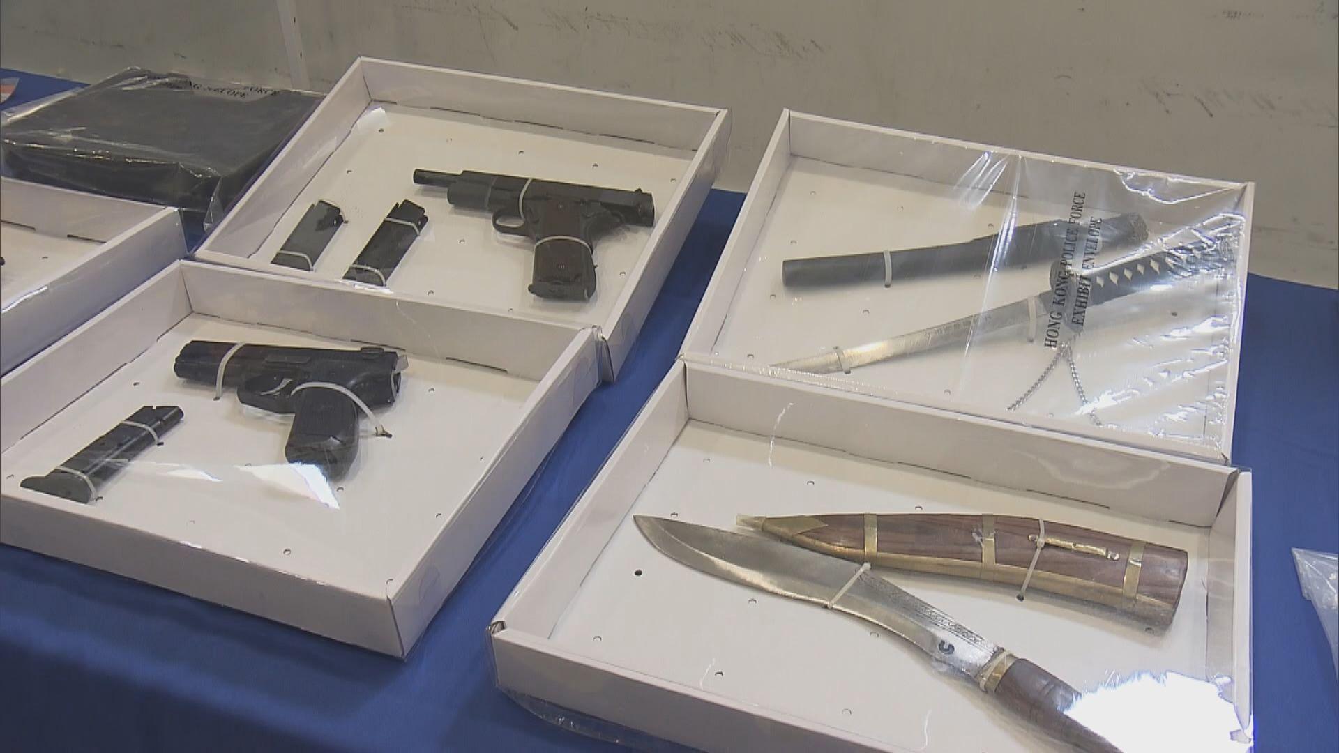 警方拘捕六名南亞裔男子 涉上周元朗金行劫案