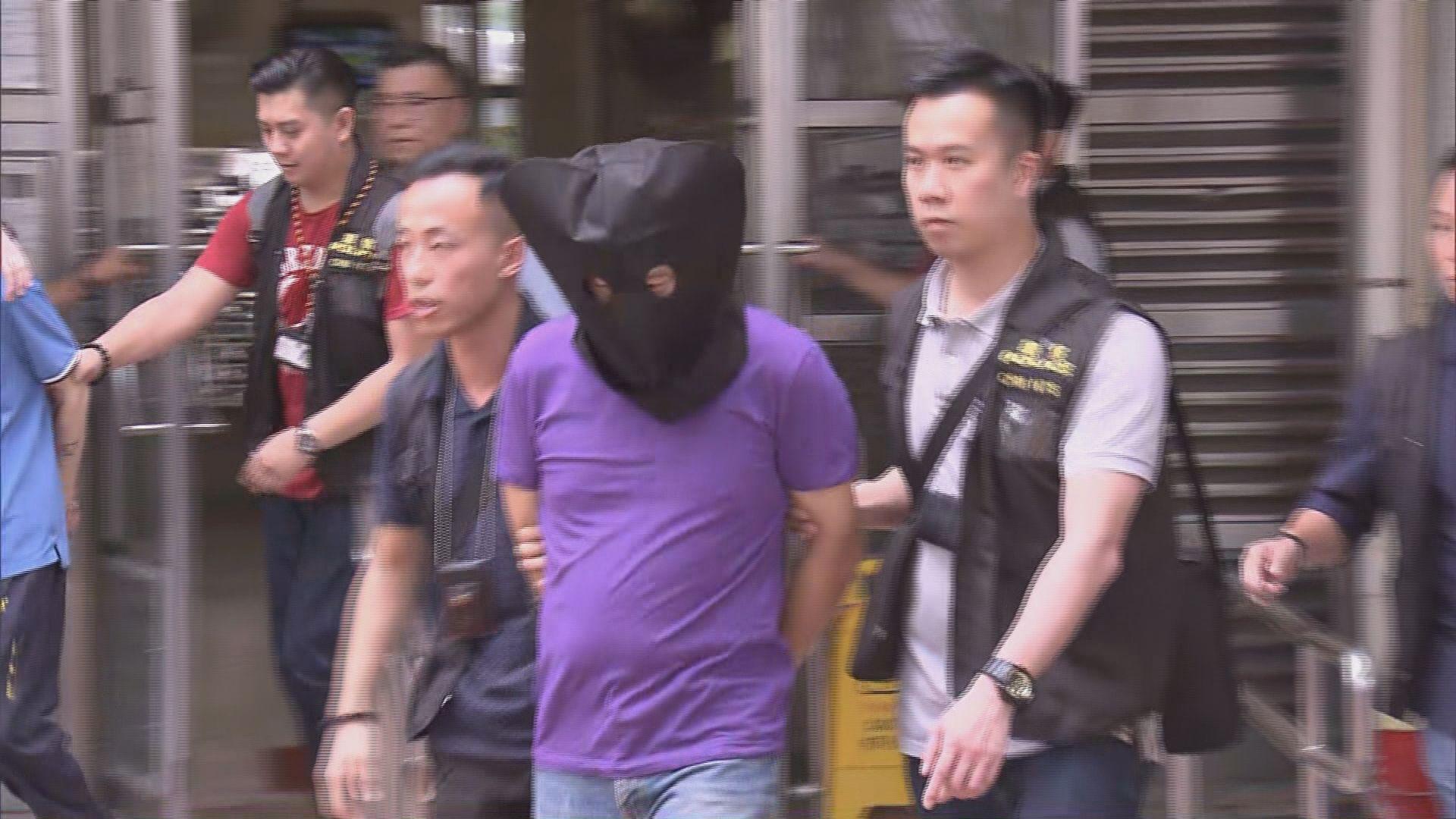 警方於荃灣拘兩慣匪涉多宗爆竊案