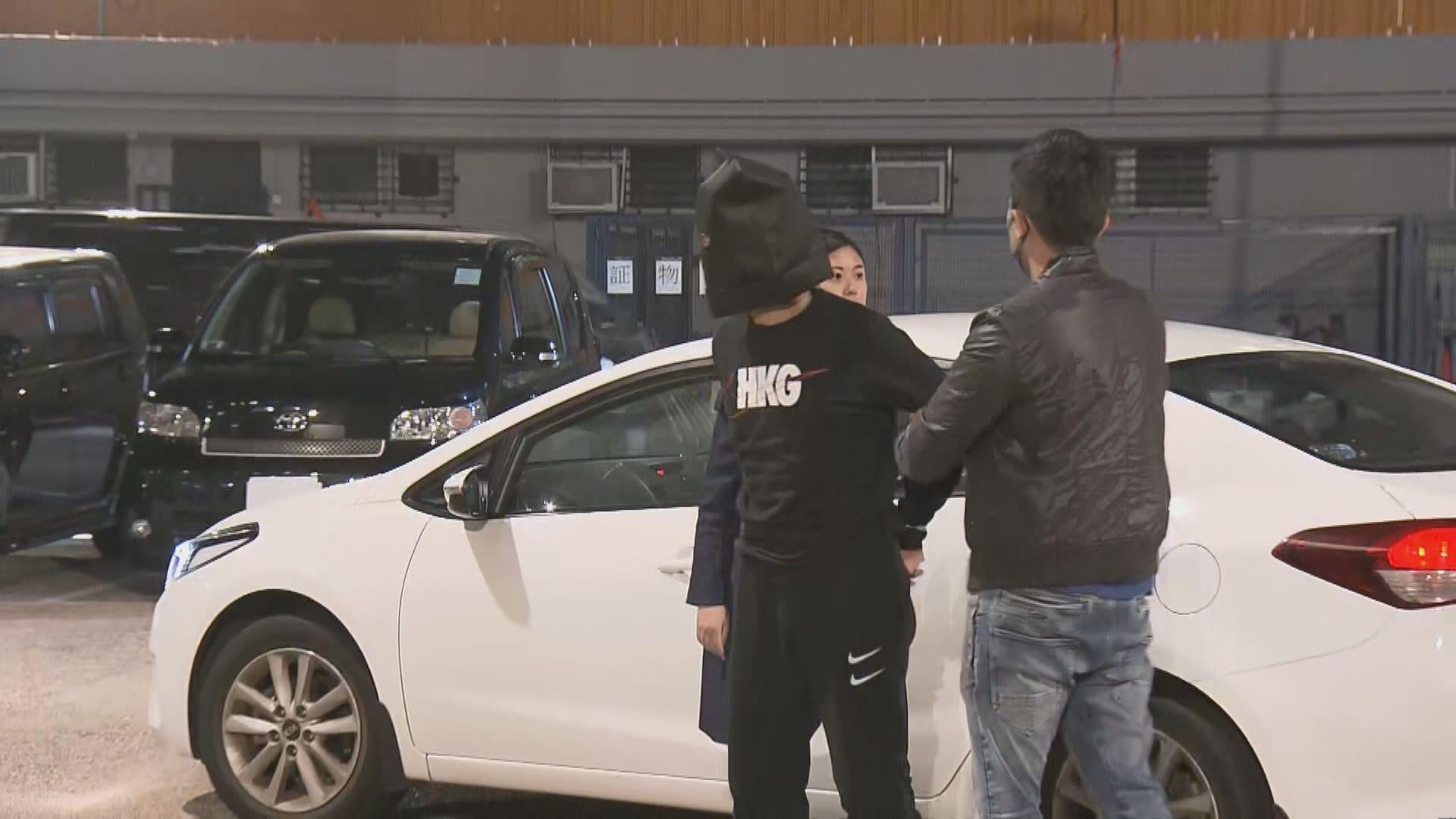 警方拘三漢涉尖沙咀五十萬元搶劫案
