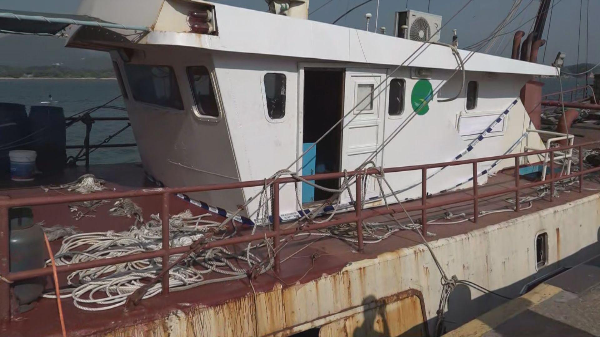 水警漁護署反非法捕魚行動拘48人