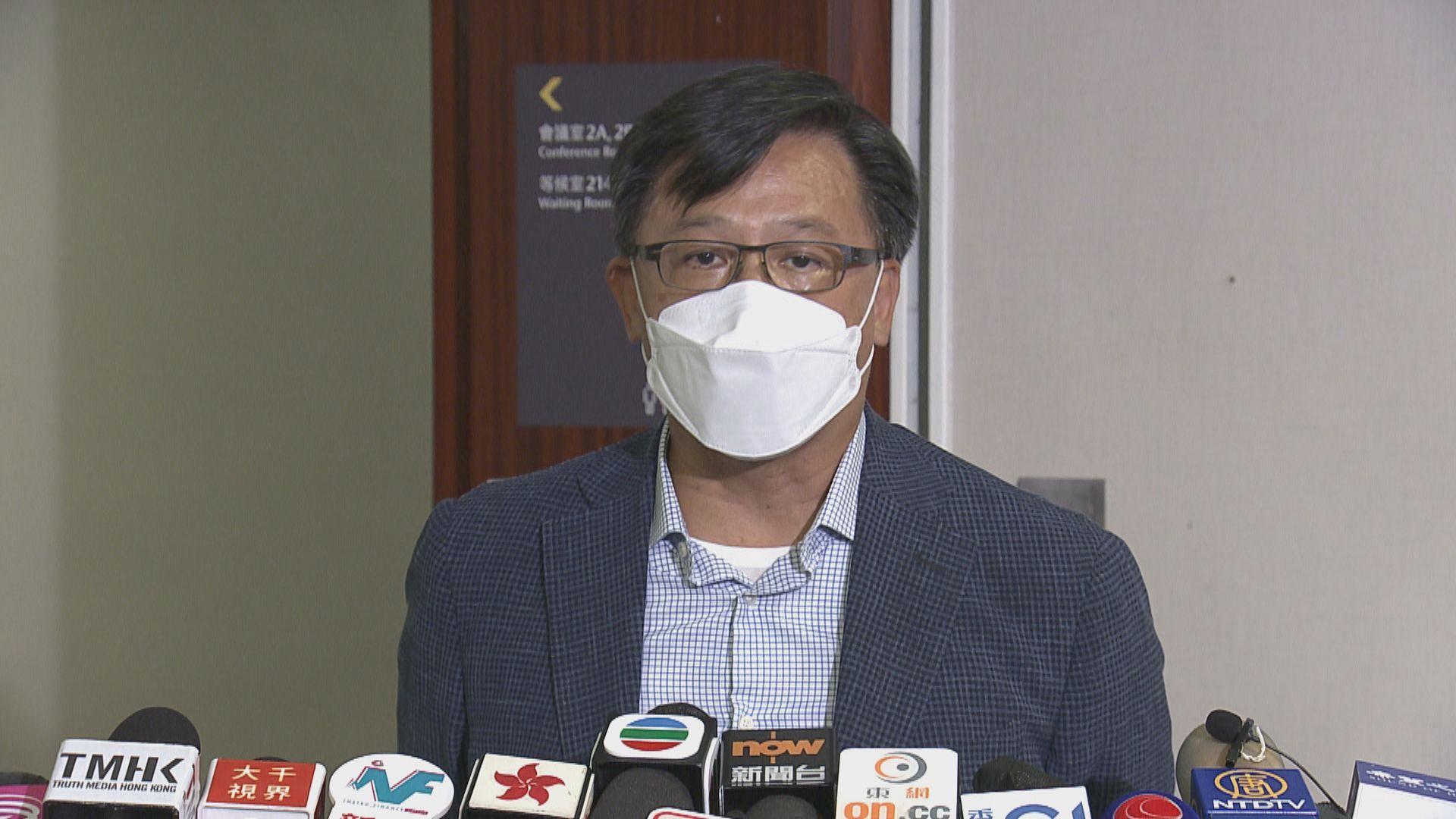 何君堯:拘捕非打壓新聞自由 倡傳媒防法律陷阱