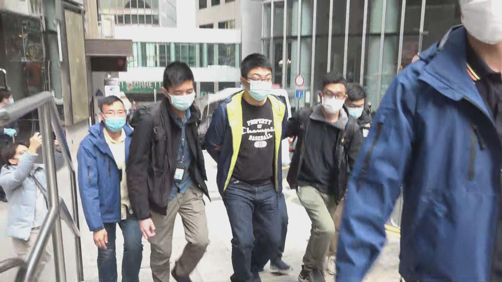 李家超:若初選歹毒計劃得逞 香港陷萬劫不復深淵