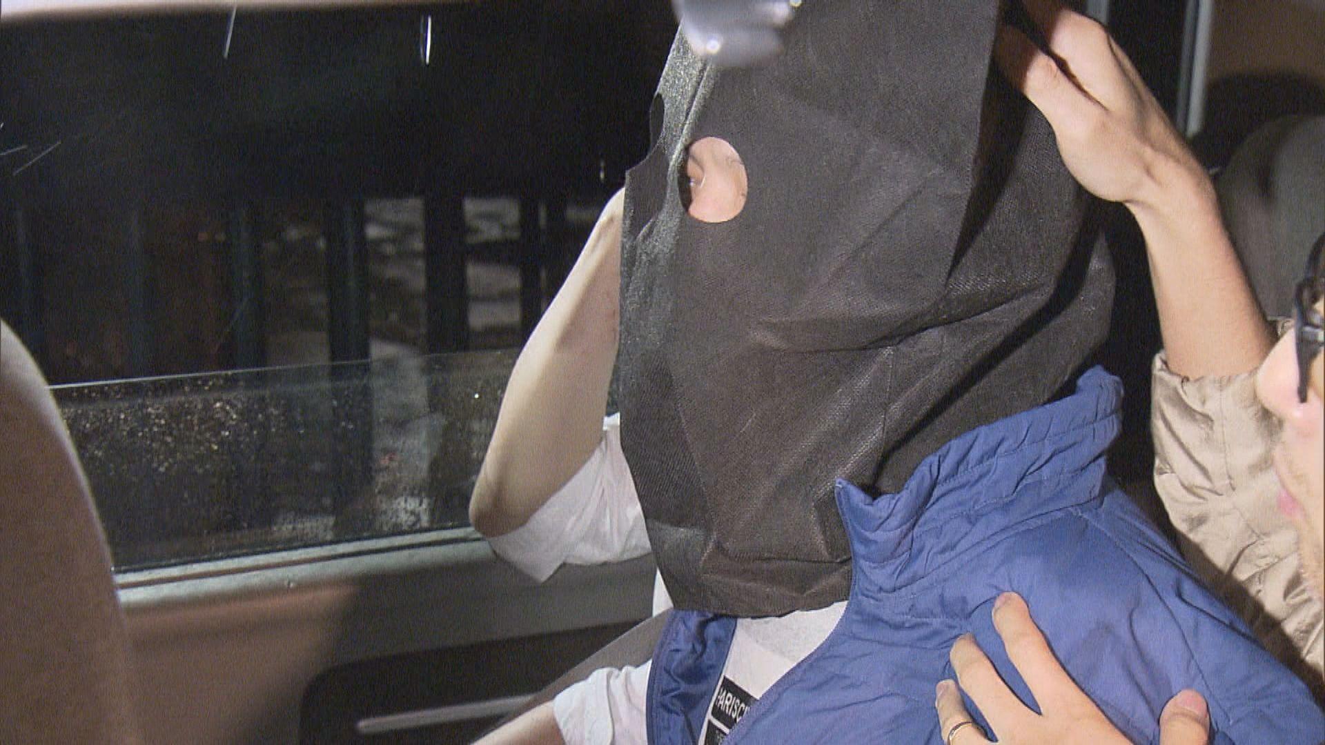 警方牛頭角拘一漢涉打劫銀行