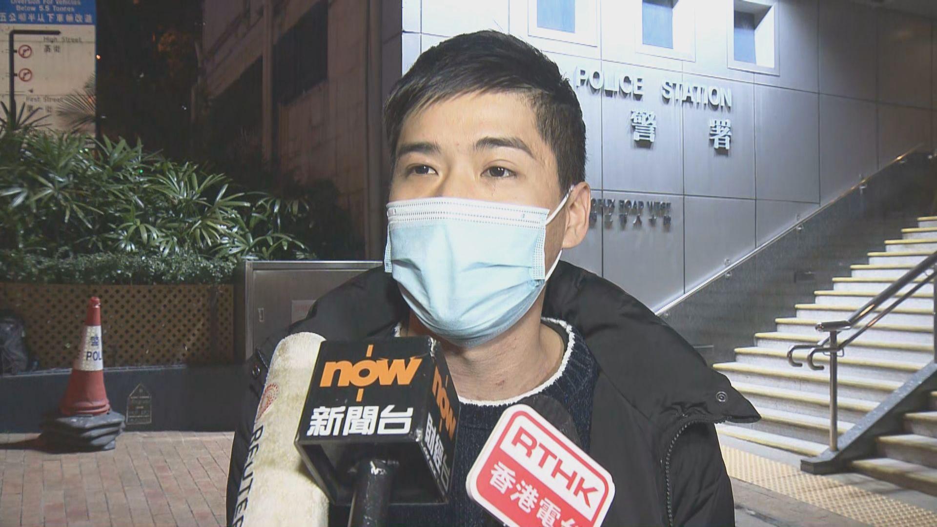 岑敖暉獲准保釋 指政府將反對派參選等同顛覆國家政權說法荒謬