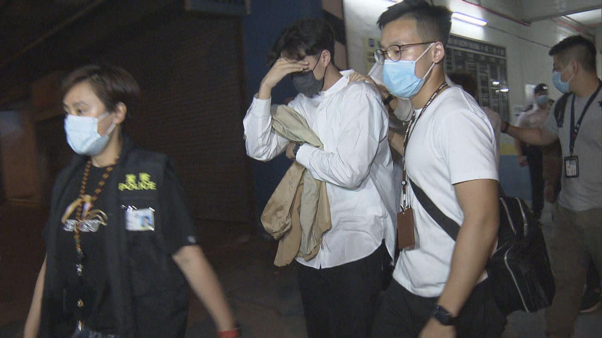 警破派對房間及酒吧 拘七人票控逾百男女