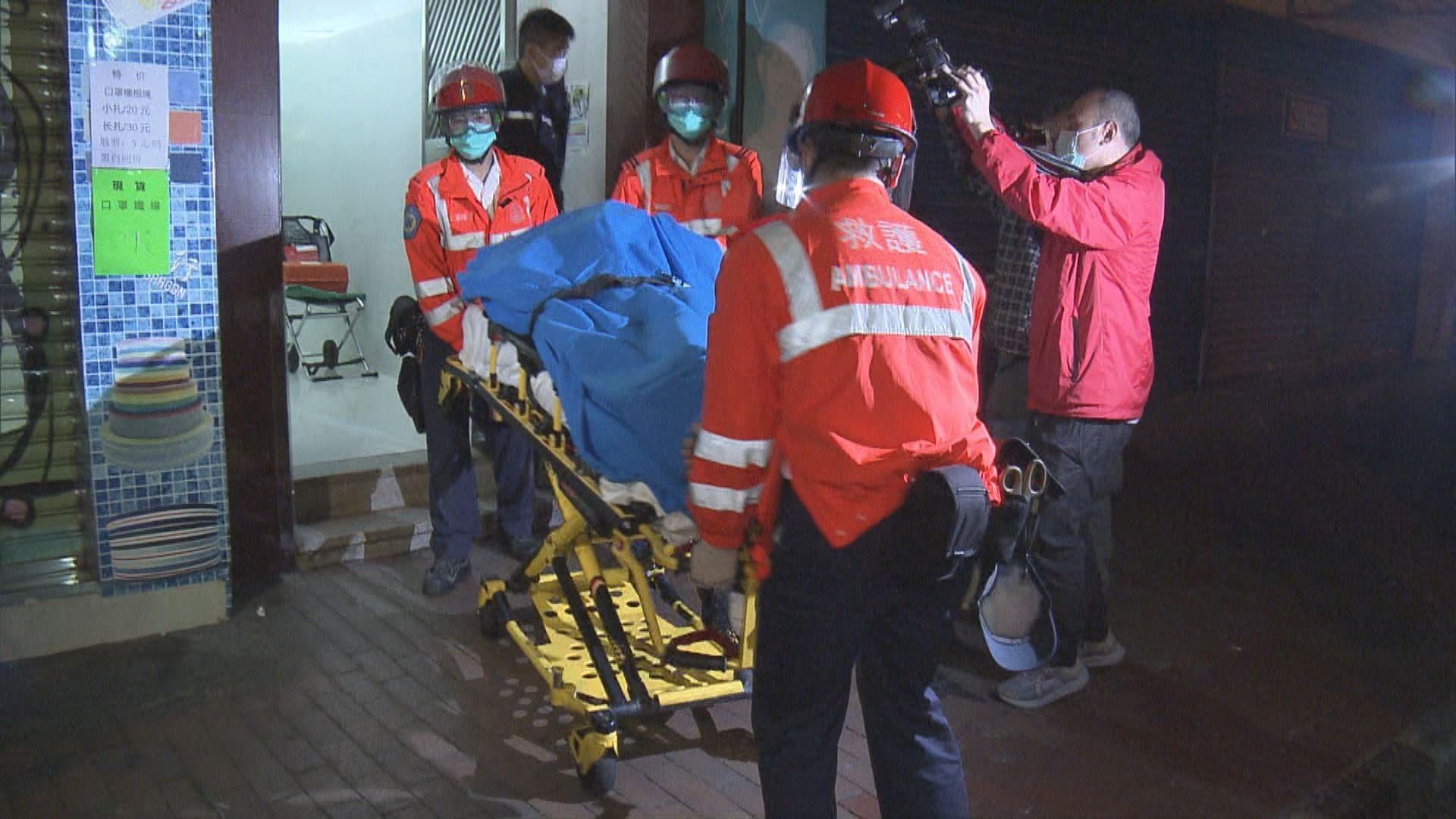 警方於深水埗拘捕六名越南男女 一人失足墮樓受傷