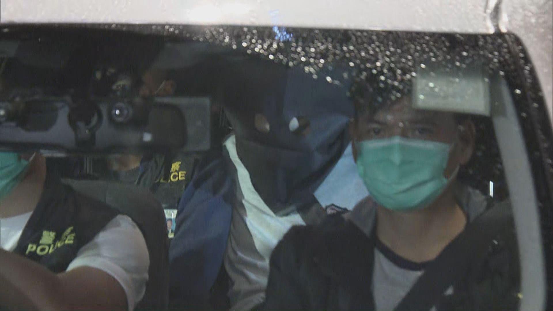 屯門男子疑涉搶劫及盜竊被捕
